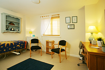 Treatment Room for hire New Body Barn Devizes 2